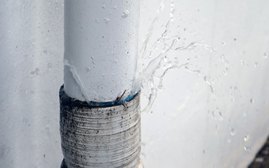 Subsrv Burst Pipes