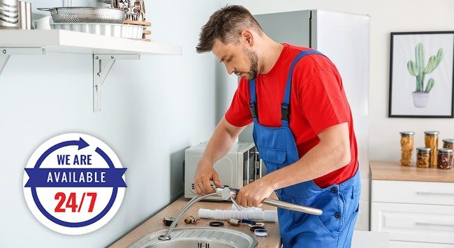 Plumber In Rochedale
